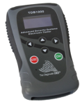Advanced Security Systems Electronic Tester 'The ASSET' (TDB1000)