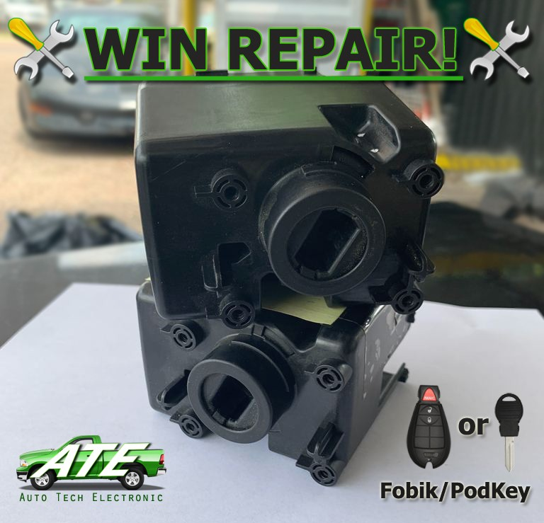 [Repair ONLY] Wireless Ignition Node WCM WIN for 1st Generation module