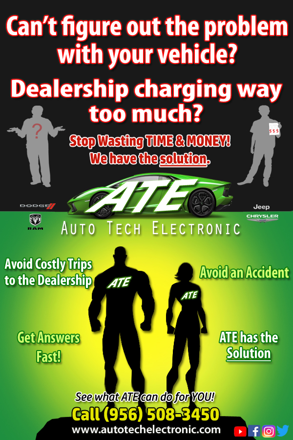 Auto Tech Electronic Having problem starting or turning On your Vehicle