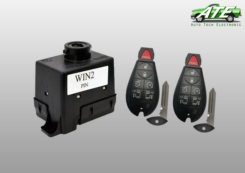 Remote Start Kits Auto Tech Electronic Having Problem Starting Or 2012 Dodge Ram Starter Turning On Your Vehicle
